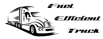 Fuel Efficient Truck